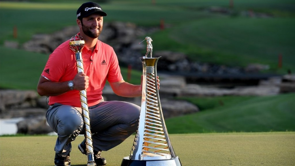 Spaniard John Rahm wins Race to Dubai title to pocket $5 million