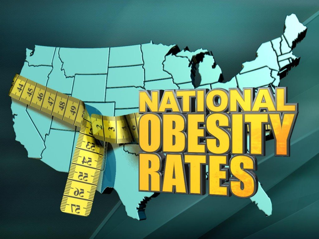 Weight of the union: Obesity by state
