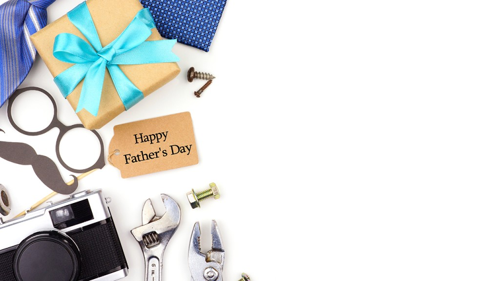 5 great gift ideas for dad this Father's Day