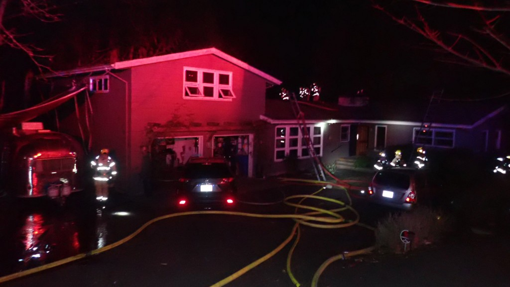 House fire caused by turkey smoker causes $75K damage