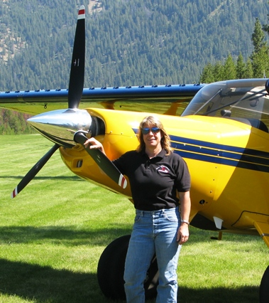 Surviving pilot from Idaho midair crash is CWU Aviation Professor