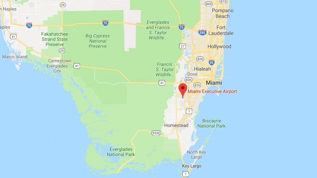 Three killed in midair collision in Florida