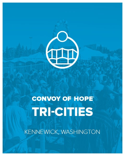 Convoy of Hope Coming To Kennewick