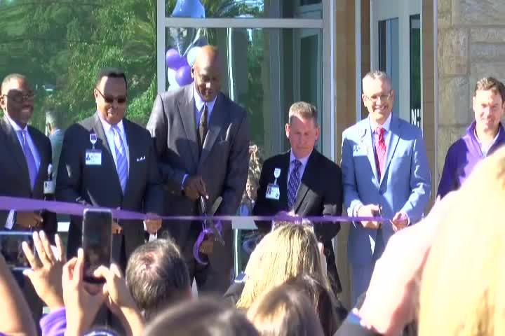 Michael Jordan funds NC clinic for underprivileged
