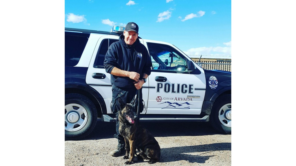 Colorado trains K-9 police to save dogs from opioid overdoses