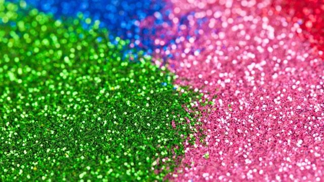 Glitter is not just annoying, it could be bad for environment