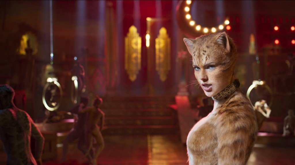 Taylor Swift is a feral cat in case you were wondering