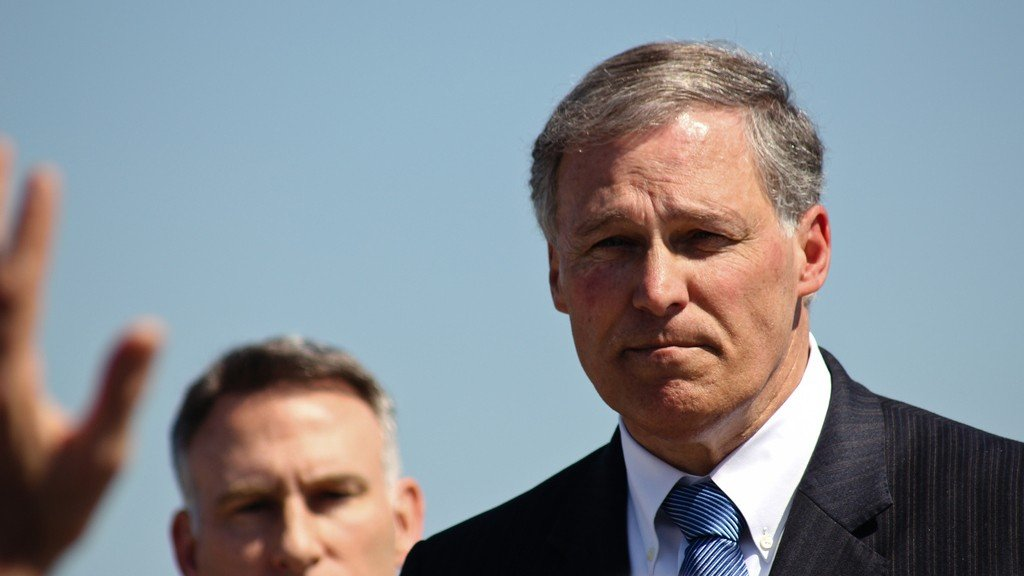 Inslee tops $1M in donations for 2020 presidential campaign