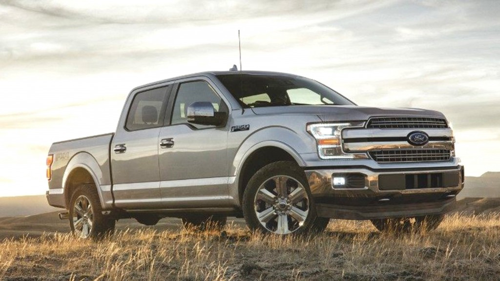 How Ford F-150 became most important vehicle in America