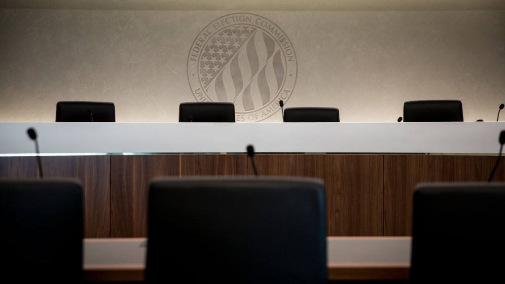 Federal Election Commission may sit out 2020 elections