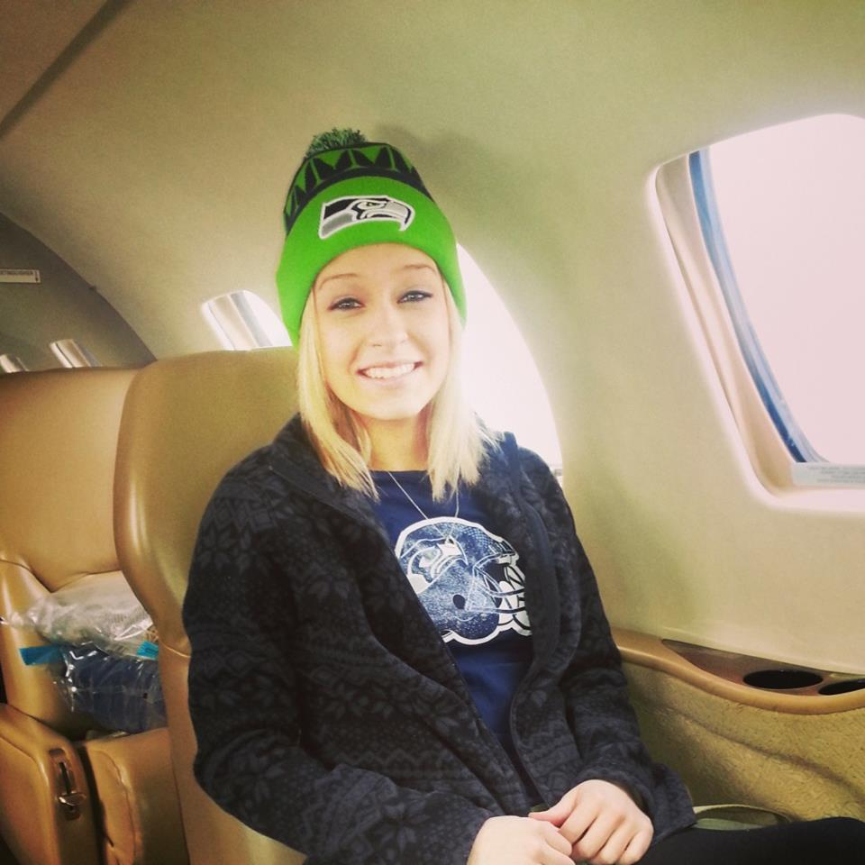 Cassidy Almquist Makes Her Way to California