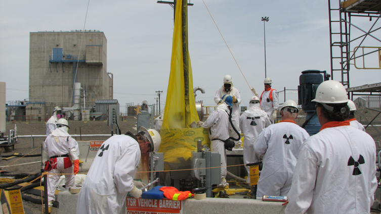Washington sues feds over safety of Hanford waste tanks