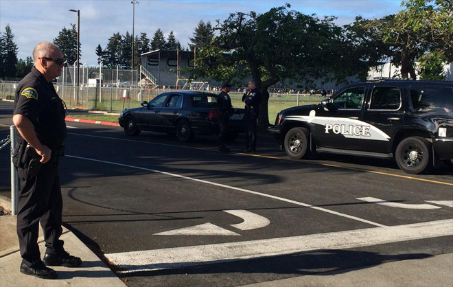 Student Tackled by Teacher After Allegedly Firing Shots at Lacey School