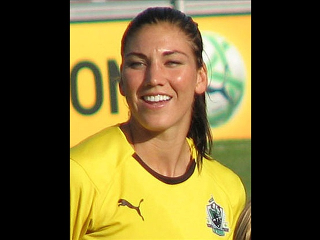 Hope Solo  Suspended for 30 Days from US National Team