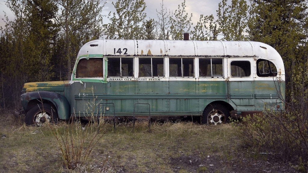 Woman dies trying to reach the famous 'Into the Wild' bus
