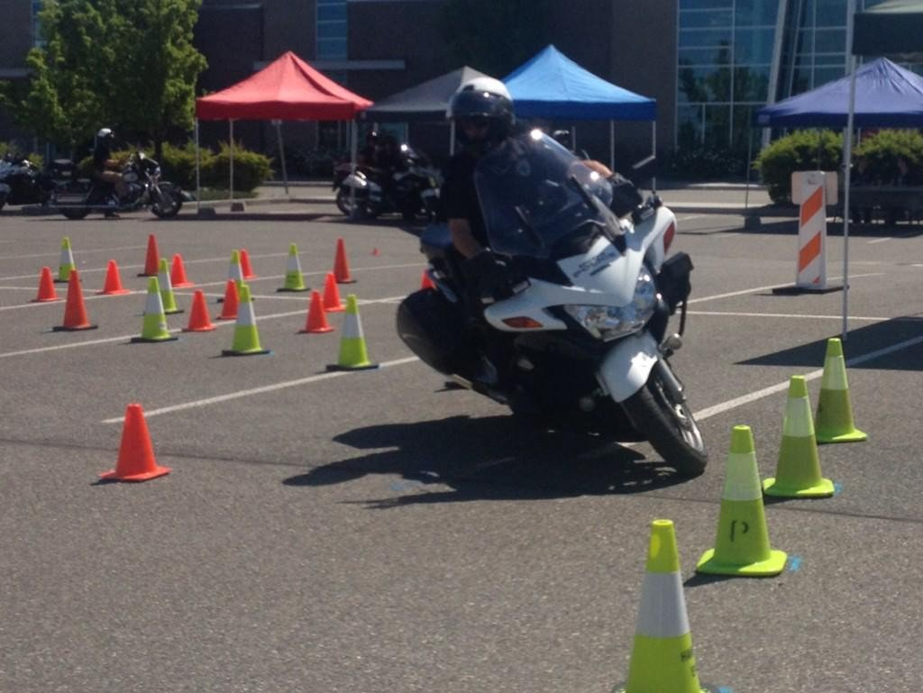 North American Motor Officer Association conference