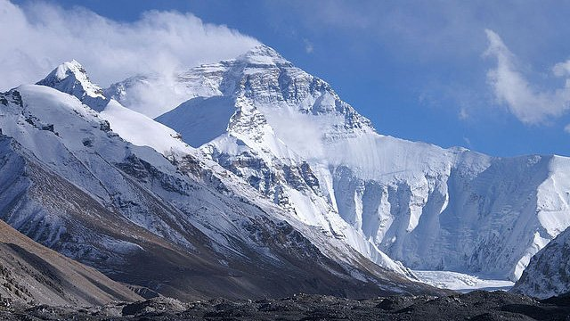 The world's highest mountains and some alternatives