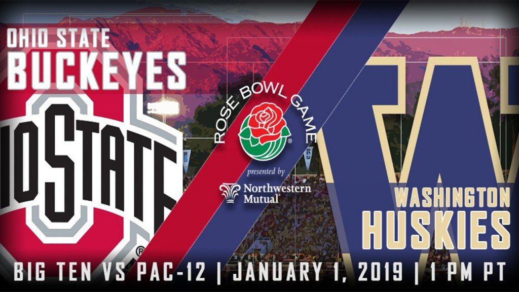 Huskies receive berth to Rose Bowl, will face Ohio State