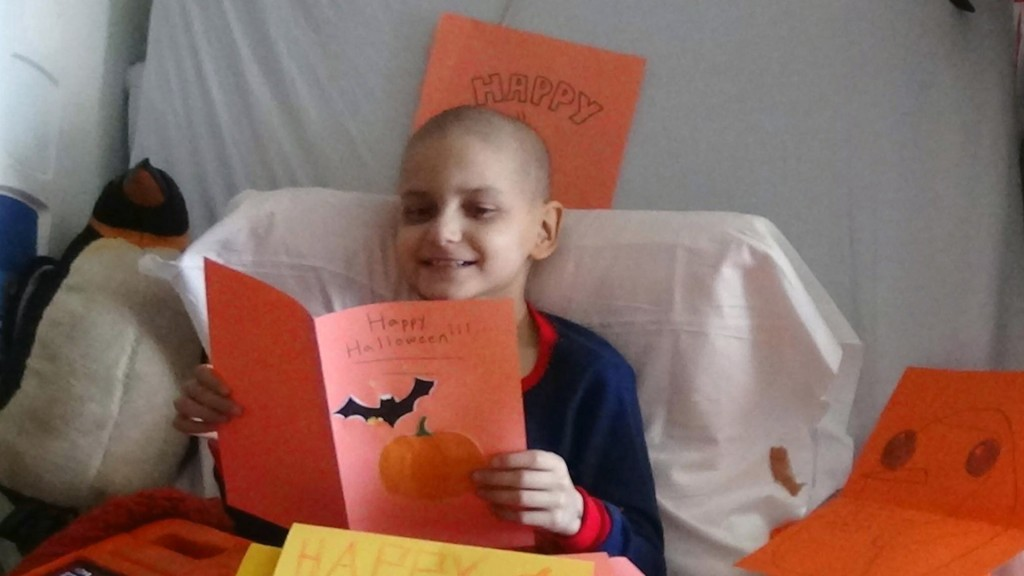 Boy who got thousands of Christmas cards dies