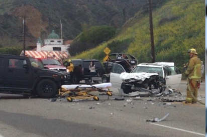 Caitlyn Jenner could face misdemeanor manslaughter charge for car crash