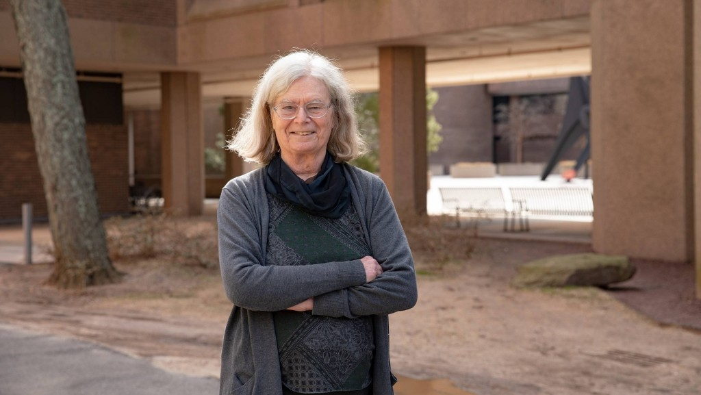 Mathematics' most prestigious prize awarded to a woman for the first time
