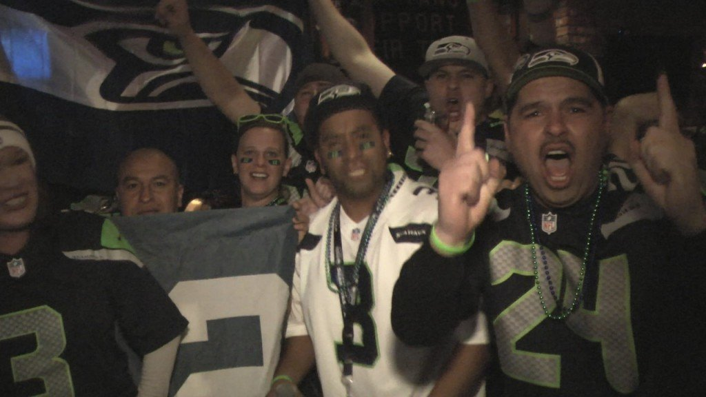 Seahawks Host Hometown Rallies in Richland, Yakima