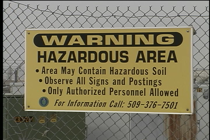 Contamination at Hanford tank did not come from leak