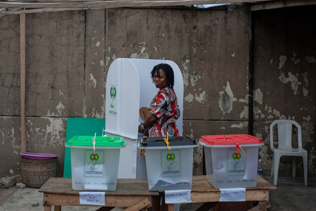 Nigerians head to polls Saturday to elect governors