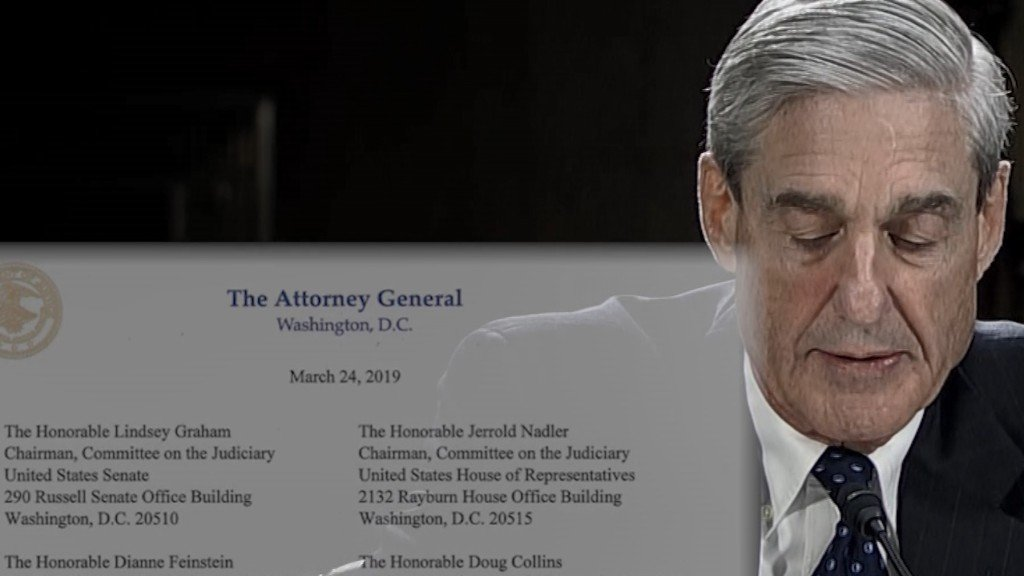 Voters around the country process the end of Mueller investigation