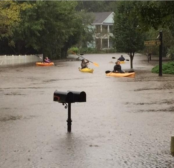 South Carolina flooding: State not out of the woods yet, governor says