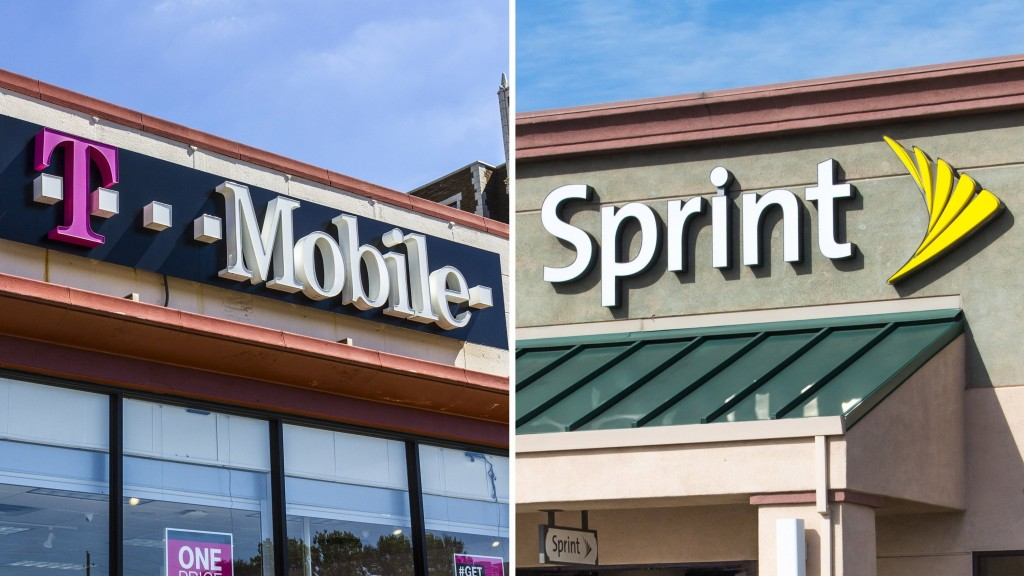 Sprint and T-Mobile face another legal challenge to merger