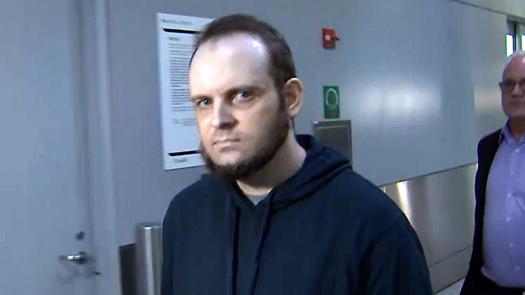 Charges dropped against freed Taliban hostage Joshua Boyle