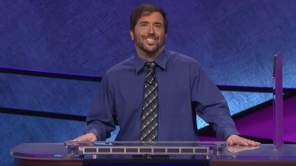 New 'Jeopardy!' contestant on historic winning streak