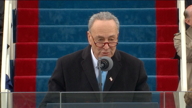 Schumer reports fake sexual harassment charge to Capitol Police