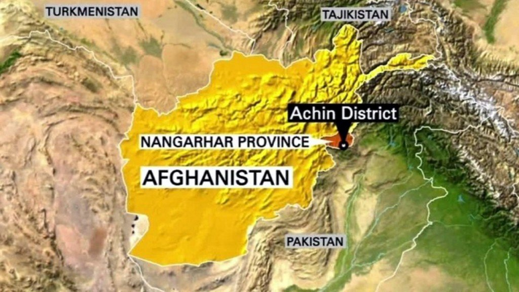 US confirms death of ISIS leader in Afghanistan