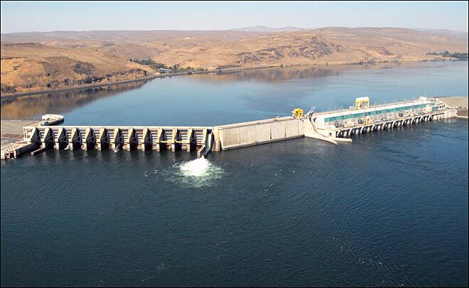 Wanapum Dam Almost Back to Normal