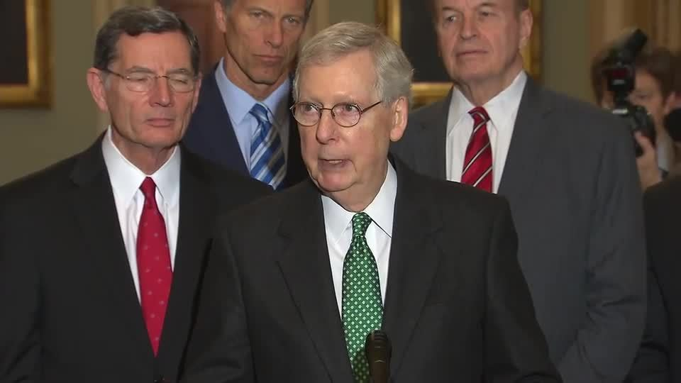 McConnell says he has votes to speed nominations process