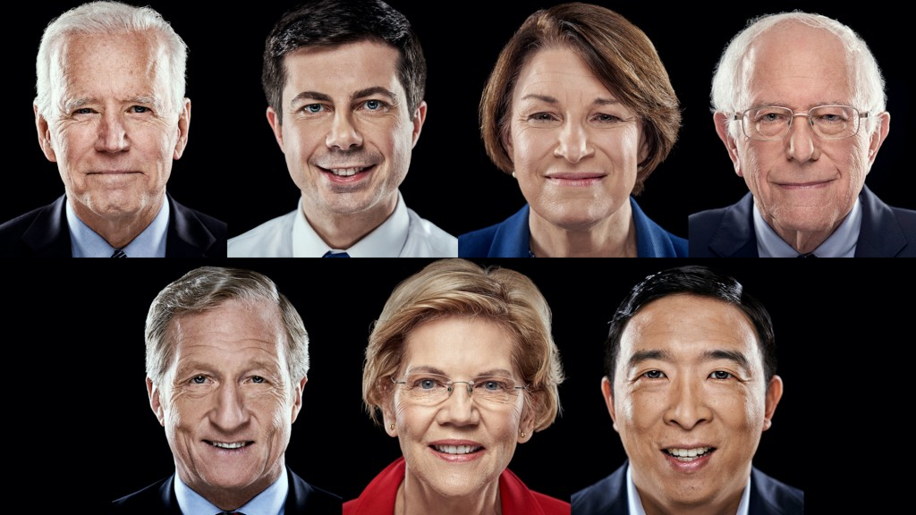 How to watch tonight's Democratic presidential debate