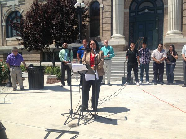 Latino Civic Alliance Calling for Justice for Zambrano-Montes