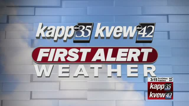 First Alert Forecast Pm Friday 4 24