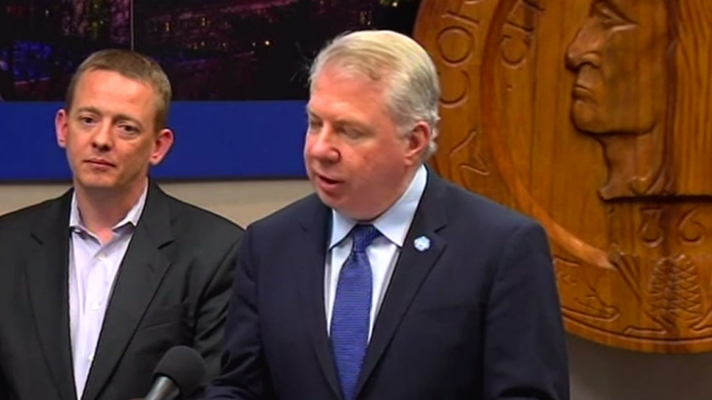 Accuser withdraws sex abuse case against Seattle mayor