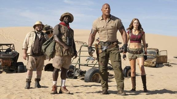 Can 'Jumanji: The Next Level' repeat box office history?