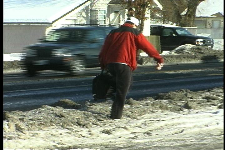 Clearing Your Sidewalks of Snow