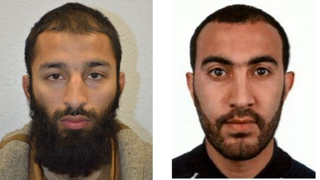 What we know about the London Bridge attackers