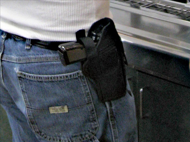 Legislature Looks at Changing Open Carry Law