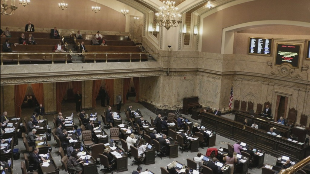 Lawmakers start passing tax bills before budget is public