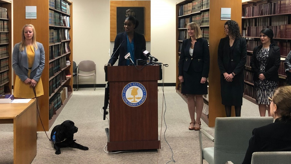 Comfort dog meant to help child sexual assault victims