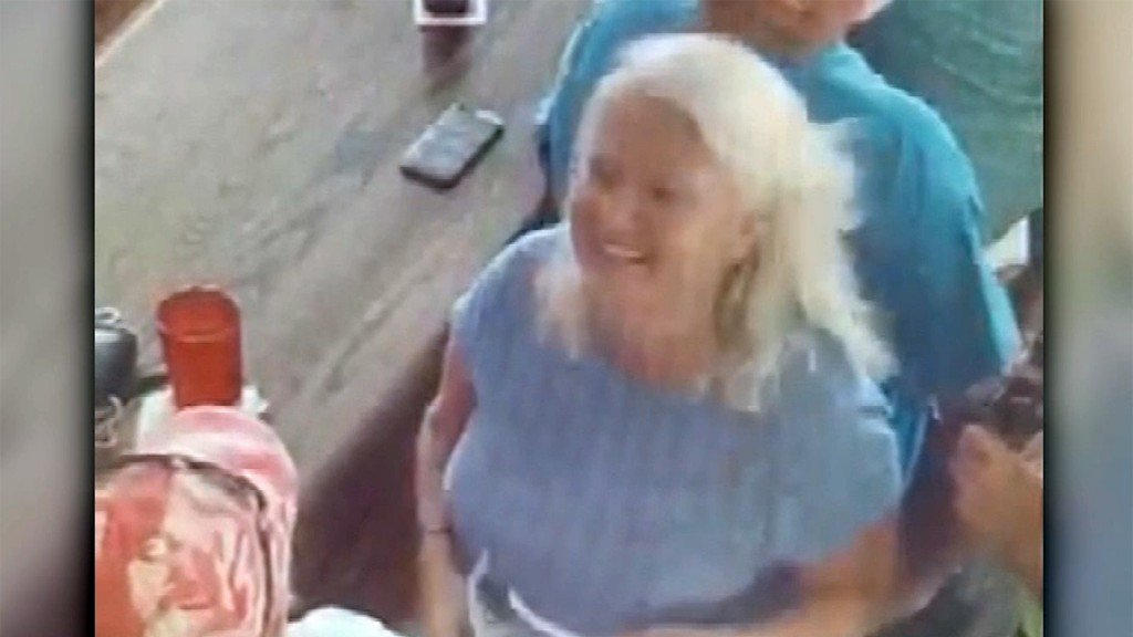 Nationwide manhunt underway for grandmother accused of killing 2 people