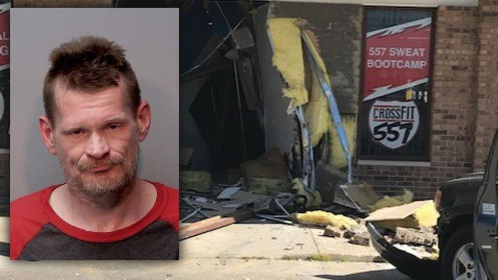 Illinois man faces attempted murder charges after driving into CrossFit gym