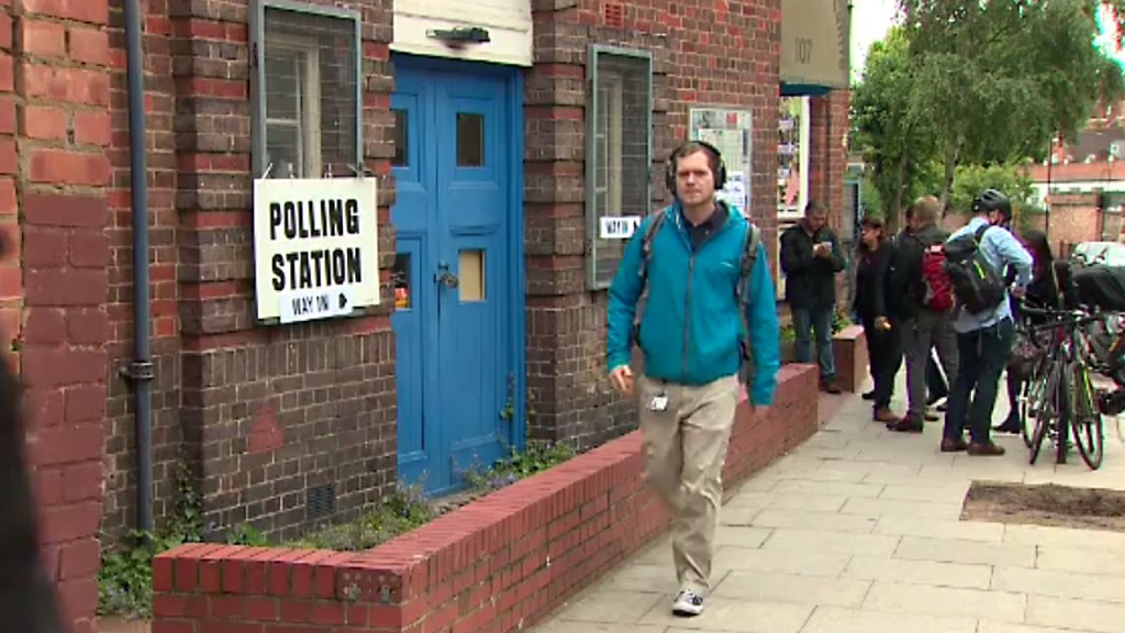 UK election: Britain goes to the polls